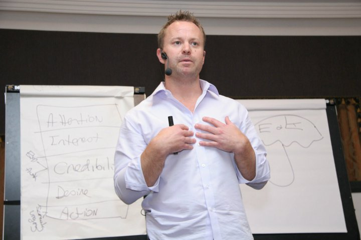 Kerwin Rae: Marketing Masterclass