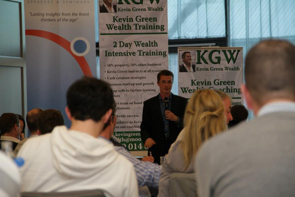 Kevin Green, Restart your finances Rebuild your wealth, November 2011