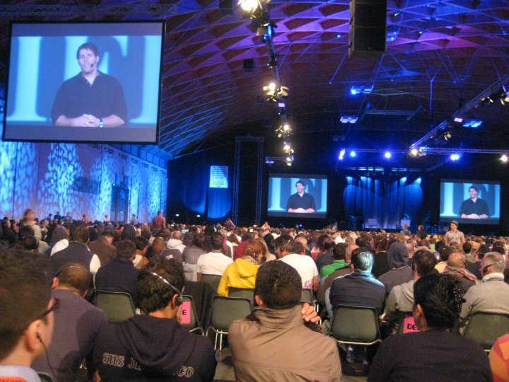 Tony Robbins: Unleash The Power Within, September 2011