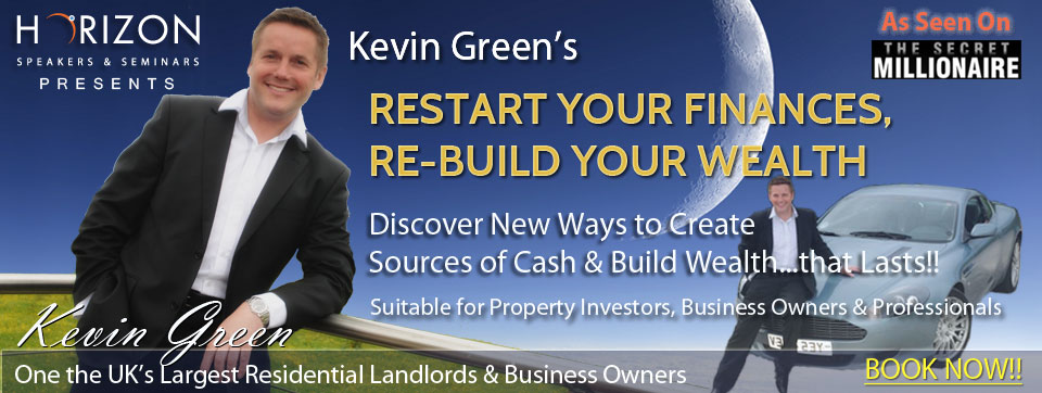 Kevin Green Wealth Creation