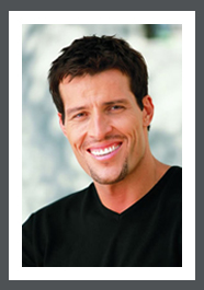 Motivational Speaker, Tony Robbins